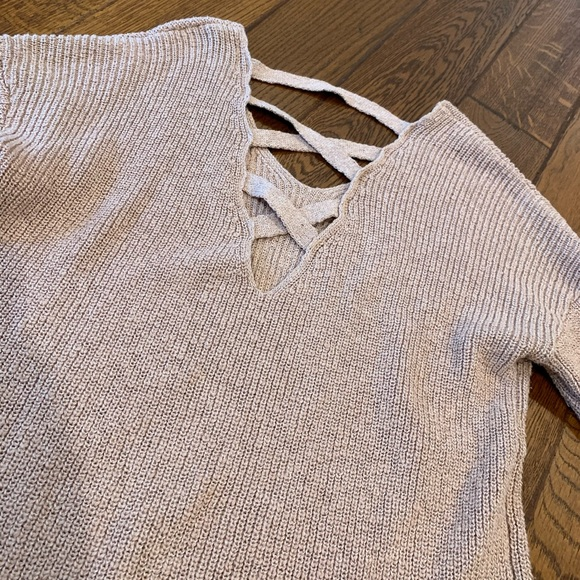 Mauve Sweater from torrid - 1